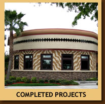 Tidwell Enterprises Completed Masonry Projects